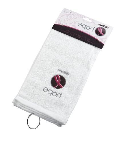 hope golf towel