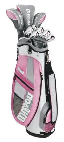 Wilson Golf Hope Platinum Ladies Complete Golf Set