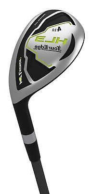 Tour Edge Hot Launch 3 HL3 - Hybrid New - Choose Hand, Loft,