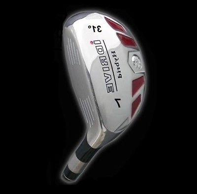 IDRIVE Hybrid Irons Golf Clubs 2 5 6 8 9 - USA