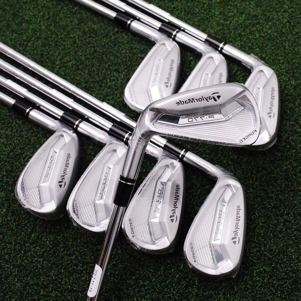 TaylorMade Irons P770 Steel Iron Set 3-P Right