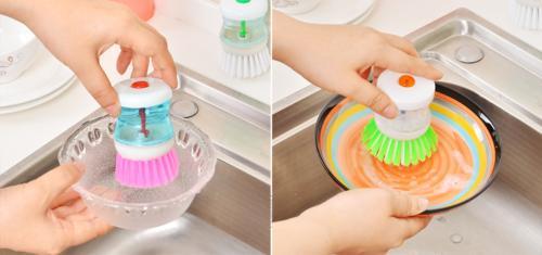 Kitchen Wash Tool Pan Gadget