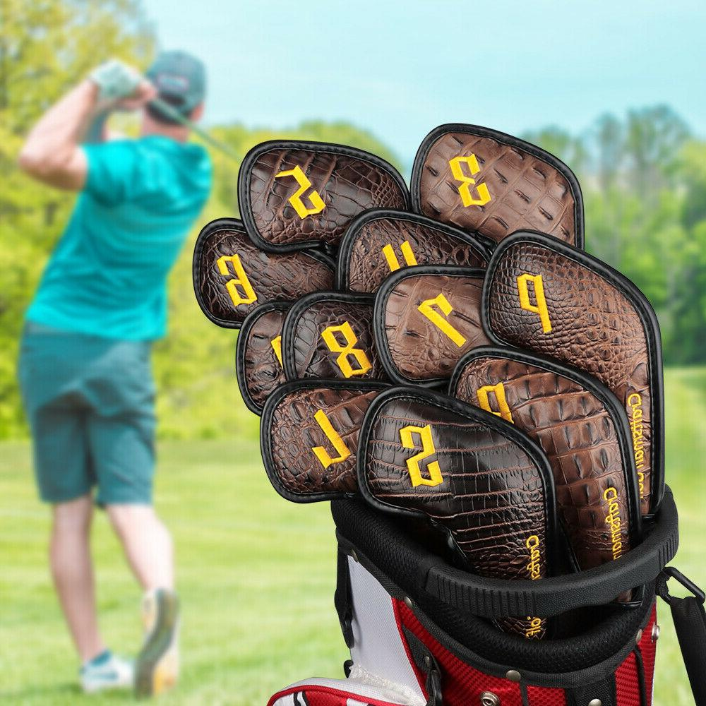 Golf Iron Covers Set Handed Handed Irons Both