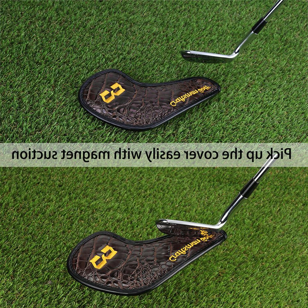 Golf Set Magnetic Fit Handed Handed Irons