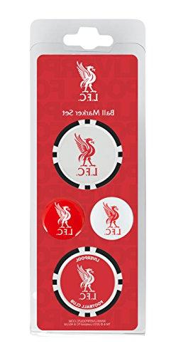 Liverpool Football Club Ball Marker Set