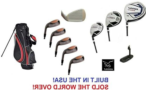 5f57182c8719 AGXGOLF Men's Magnum Executive Edition Golf Club Set