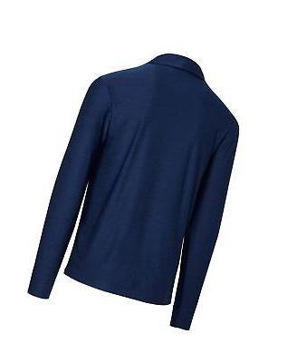 Men's Sleeve Polo Moisture Protection