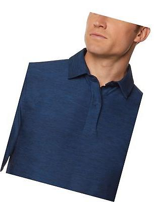 Men's Sleeve Polo Golf Moisture and Protection