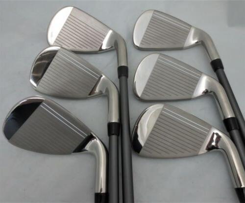 Mens Complete Golf Set Wood, Irons Bag