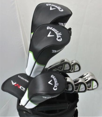 Mens Complete Set Driver, Irons Putter