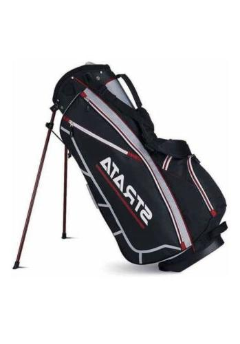 Callaway Men's Strata Complete 12-Piece Club With Bag, NEW