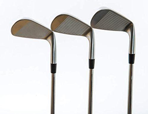 Mint CB-2008 Set Pro 120 Steel Stiff Right Handed 37.75