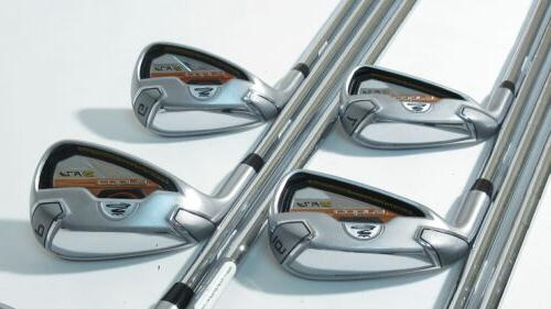 Mint! COBRA FLY-Z IRONS STIFF