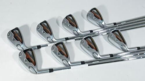 mint fly z orange irons 4 pw
