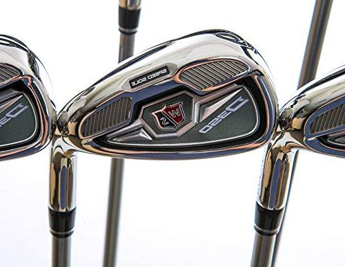 Mint Wilson Staff Combo Elements Graphite Handed 37.75 in