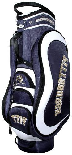 NCAA Pitt Panthers Medalist Golf Cart Bag