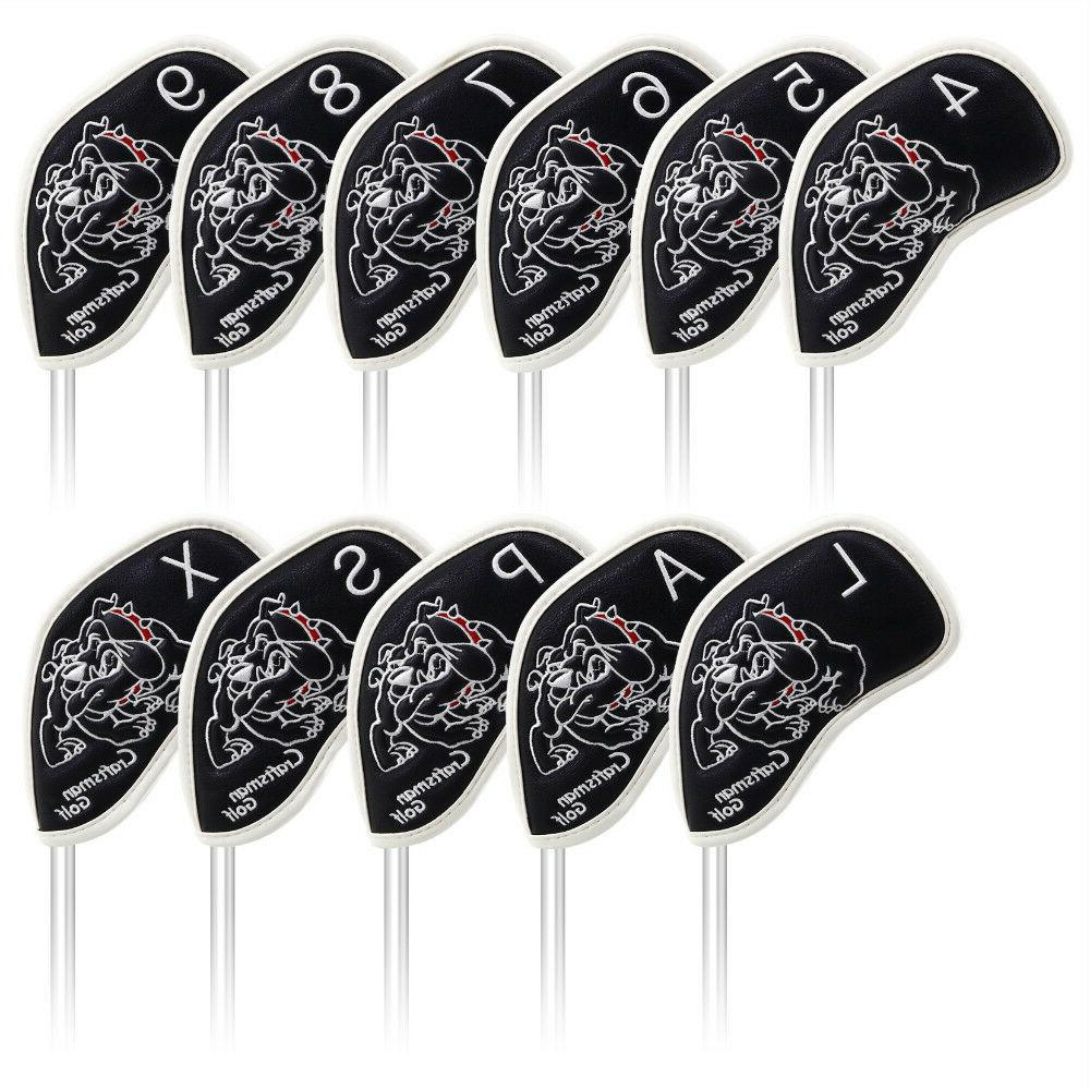 iron golf club covers set head cover