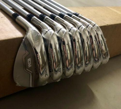 new 2018 m3 irons 5 pw aw