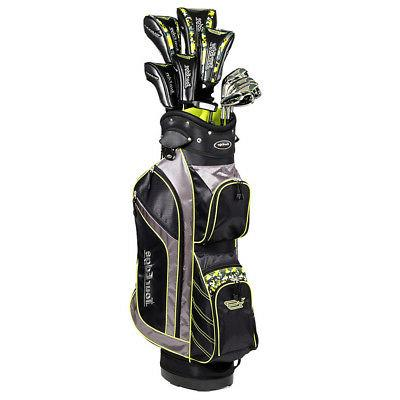 NEW Tour 460 Black Complete Set