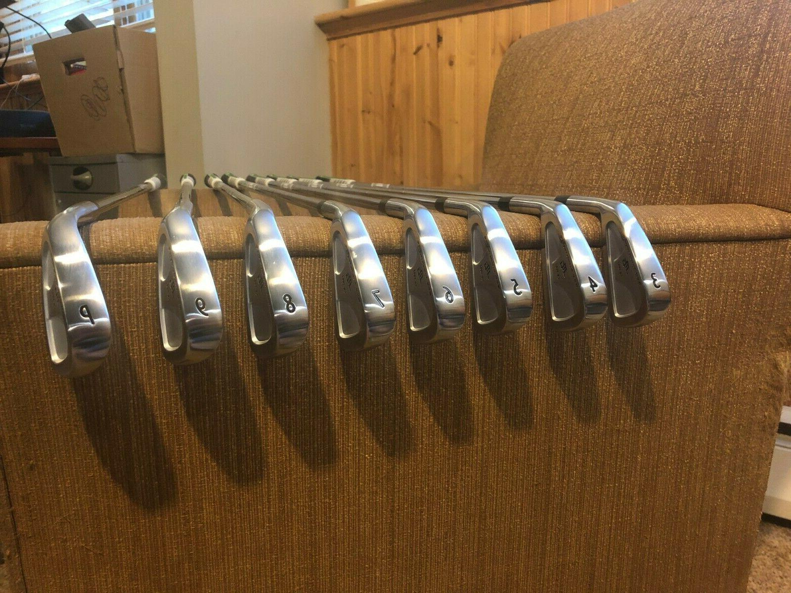 new cb 1007 forged irons 3 pw