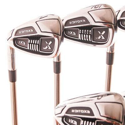 New Tour Iron Recoil F3