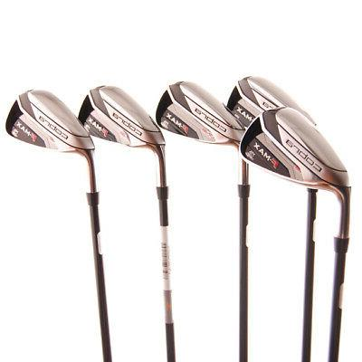 new f max one length iron set