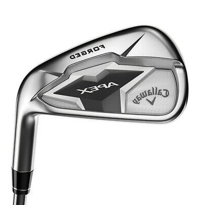 new golf apex 19 forged irons soft