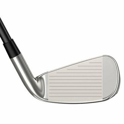 NEW Cleveland Golf Launcher HB Irons Graphite