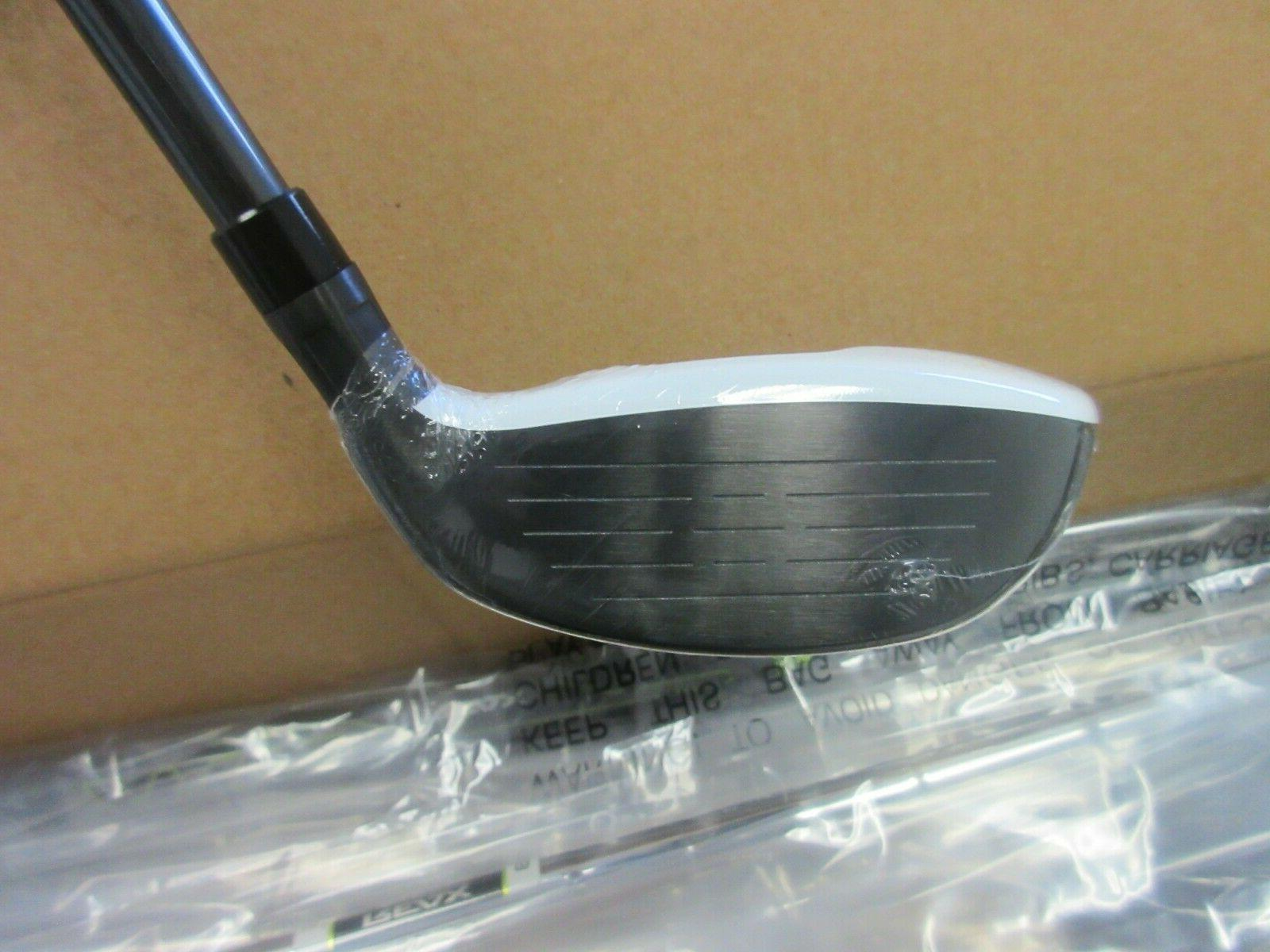 NEW TAYLORMADE GOLF HL Iron Stiff