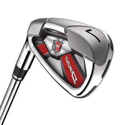 new golf staff d300 iron set choose