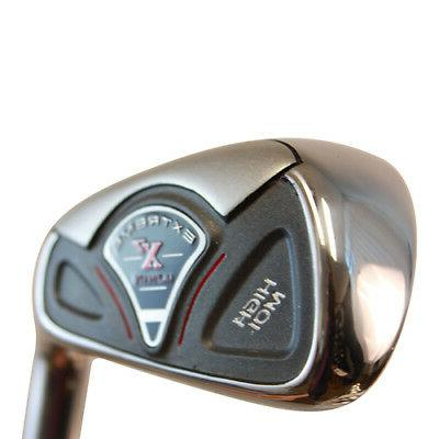 Senior Golf Clubs Graphite Right Hand Iron Hybrid Taylor Fit