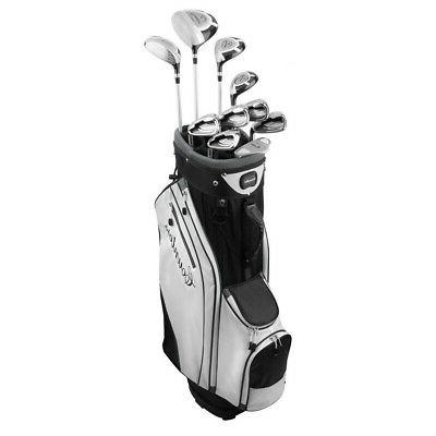 NEW Complete Golf Driver Wood Irons