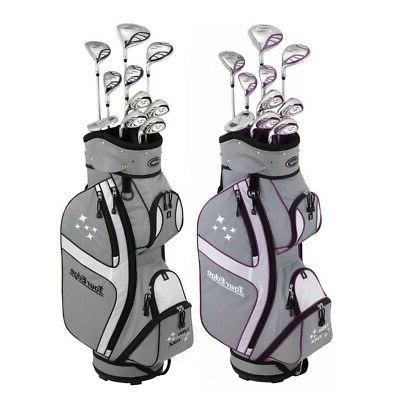 new lady edge by complete golf set