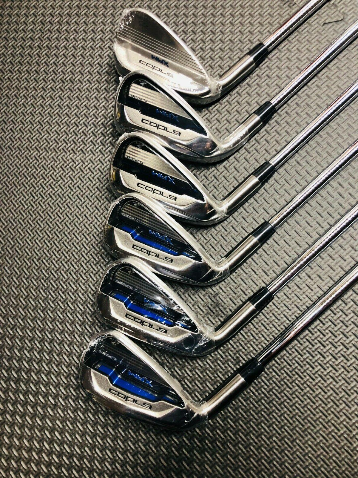 new max irons set 6 pw gw