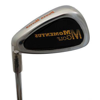 NEW Momentus Golf Trainer Hittable Iron - Choose