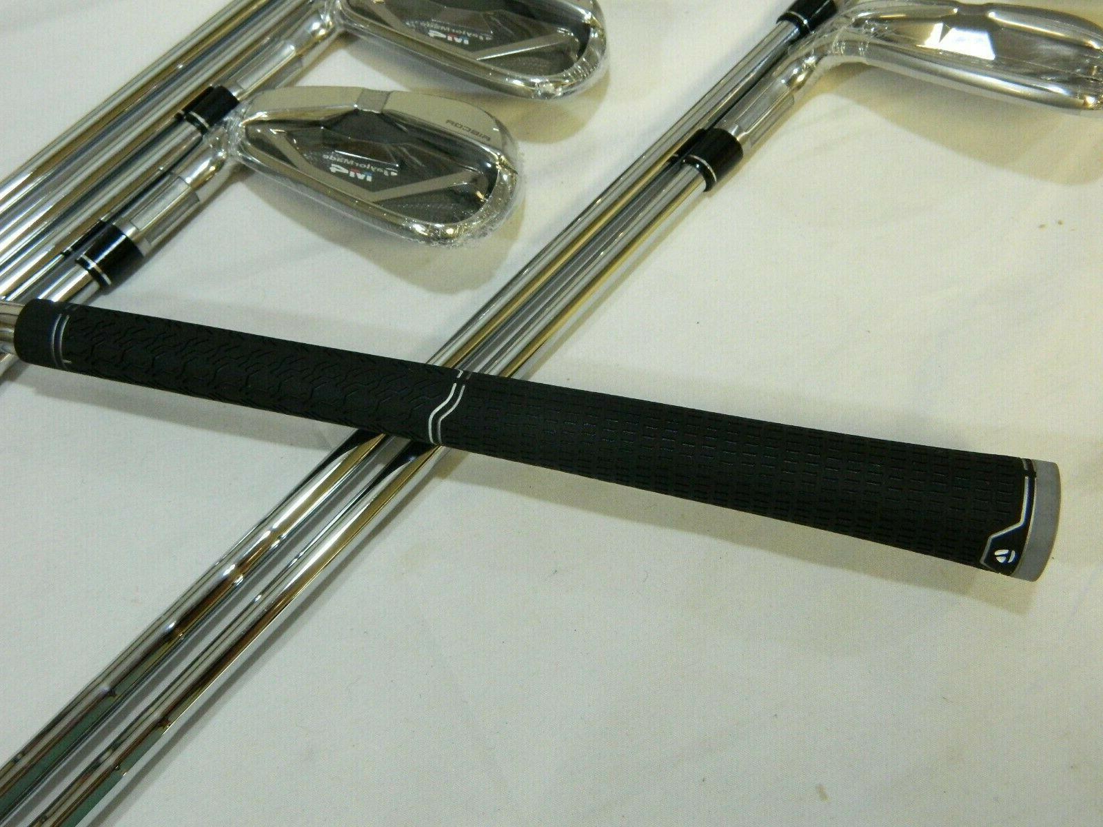 New RH M4 Iron 4-PW KBS Max 85 Steel Regular Flex Irons M-4
