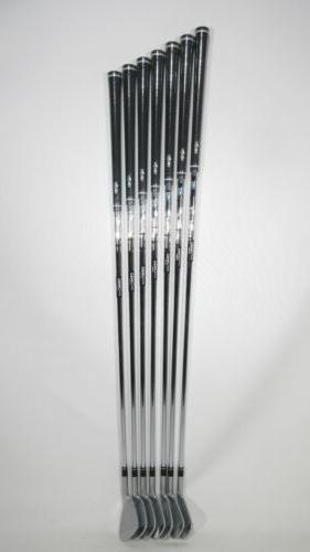 New - Proto FORGED IRONS Modus3 120 Steel X-FLEX