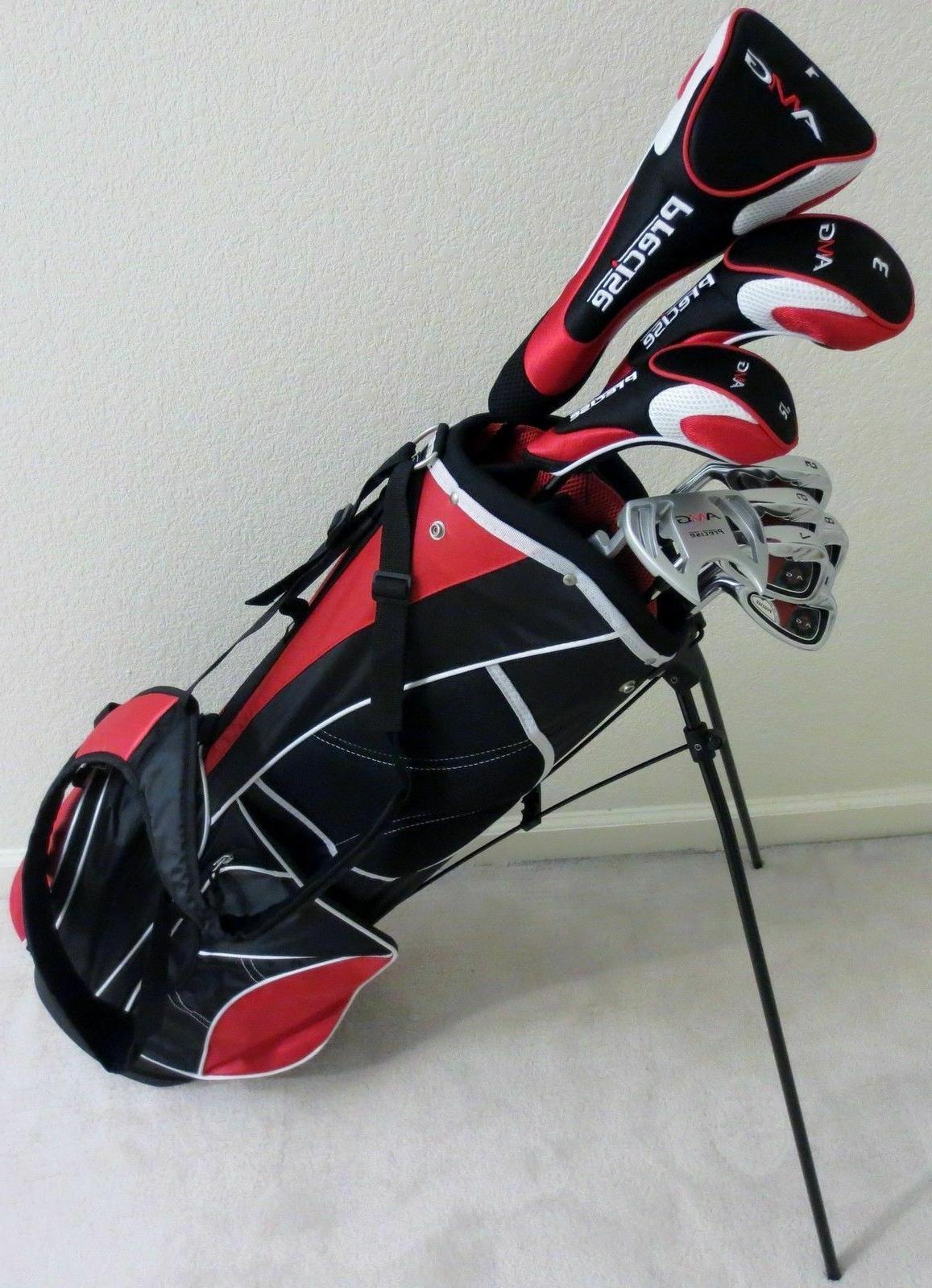 new senior graphite golf set complete driver