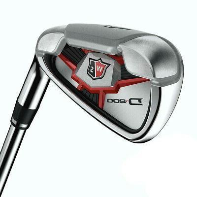 new staff golf d200 irons true temper