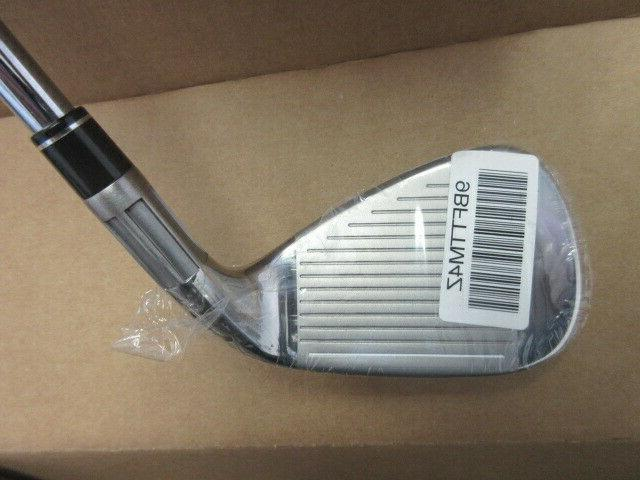 NEW TAYLORMADE M6 5-PW&AW IRON SET KBS 85S STEEL