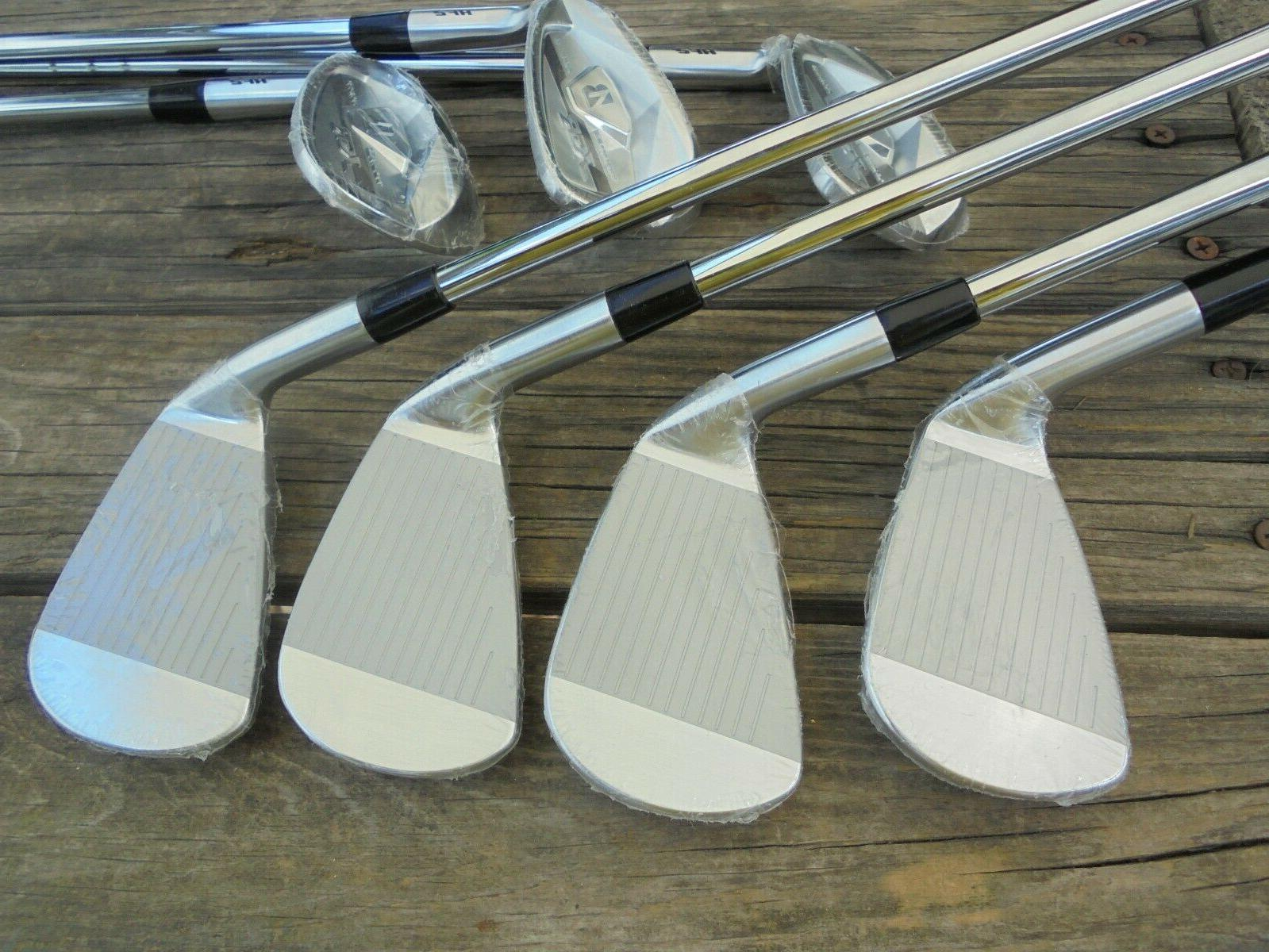 New Bridgestone Forged JGR Iron Set Golf Club 5-P,A Right
