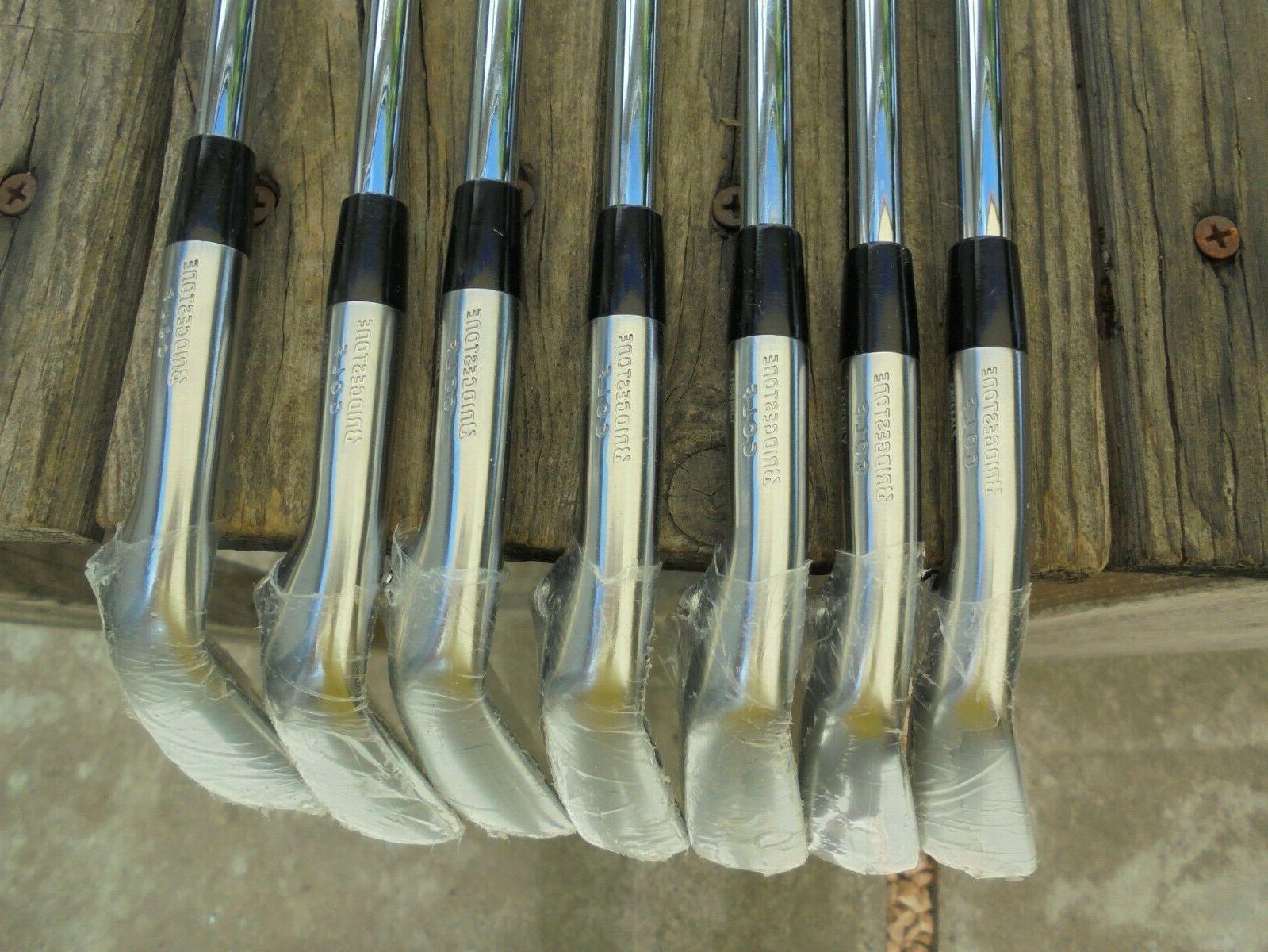 New Bridgestone Forged HF2 Iron Set Golf Club Right Hand