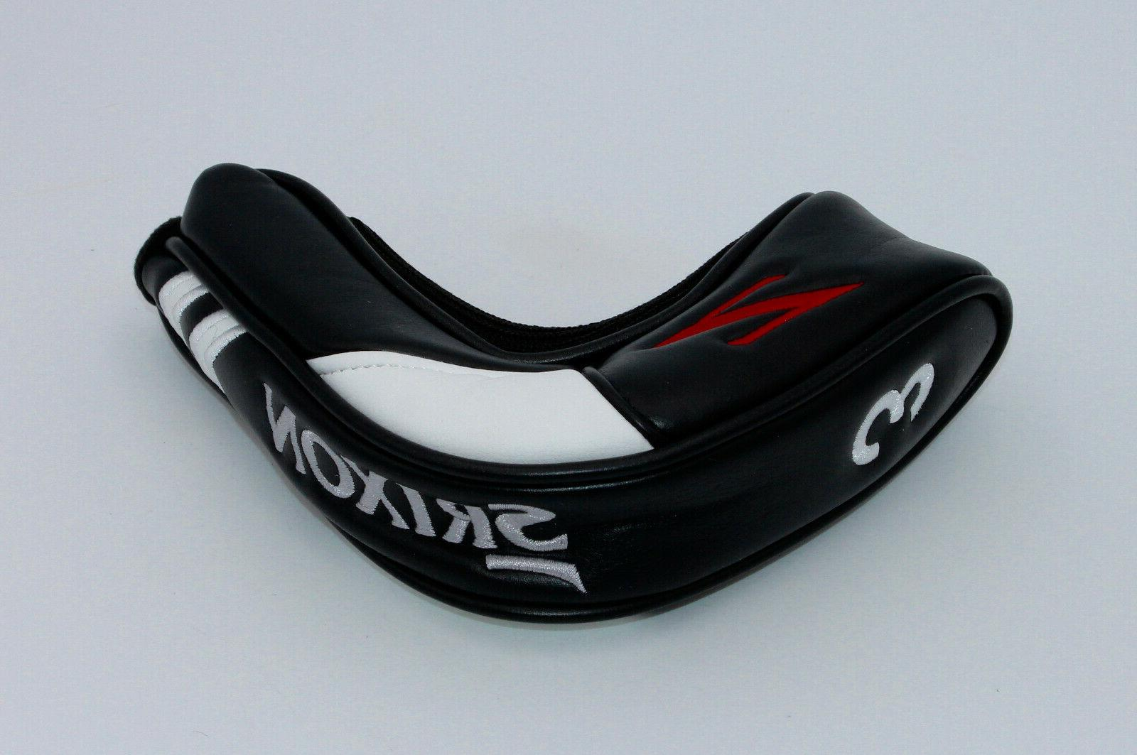 new z black white 3 hybrid iron