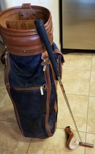 Nice Ladies Golf Set of Woods/Irons/Bag/Putter Graphite Shafts