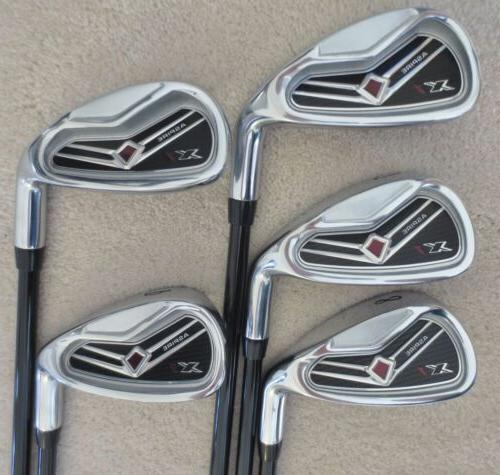 NEW Womens Golf Club Driver Hybrid Irons Putter Bag