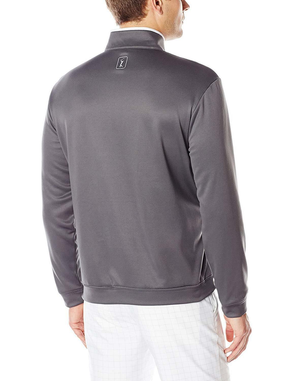 PGA TOUR Performance Zip Color Block Jacket