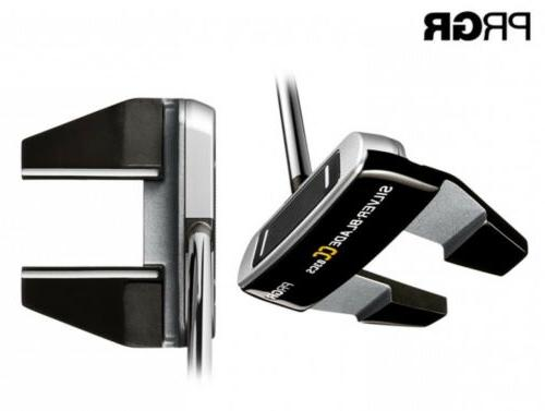 PRGR Putter Silver-Blade 03CS Shaft from Japan F/S Track