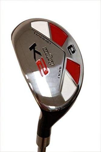 "Majek Golf Set, which Includes: #4, 5, 6, 9, PW Senior Flex Handed Utility ""A"""