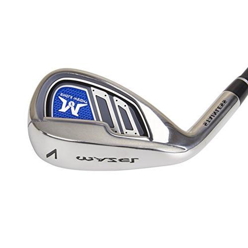 MAZEL Length Men's Golf Irons
