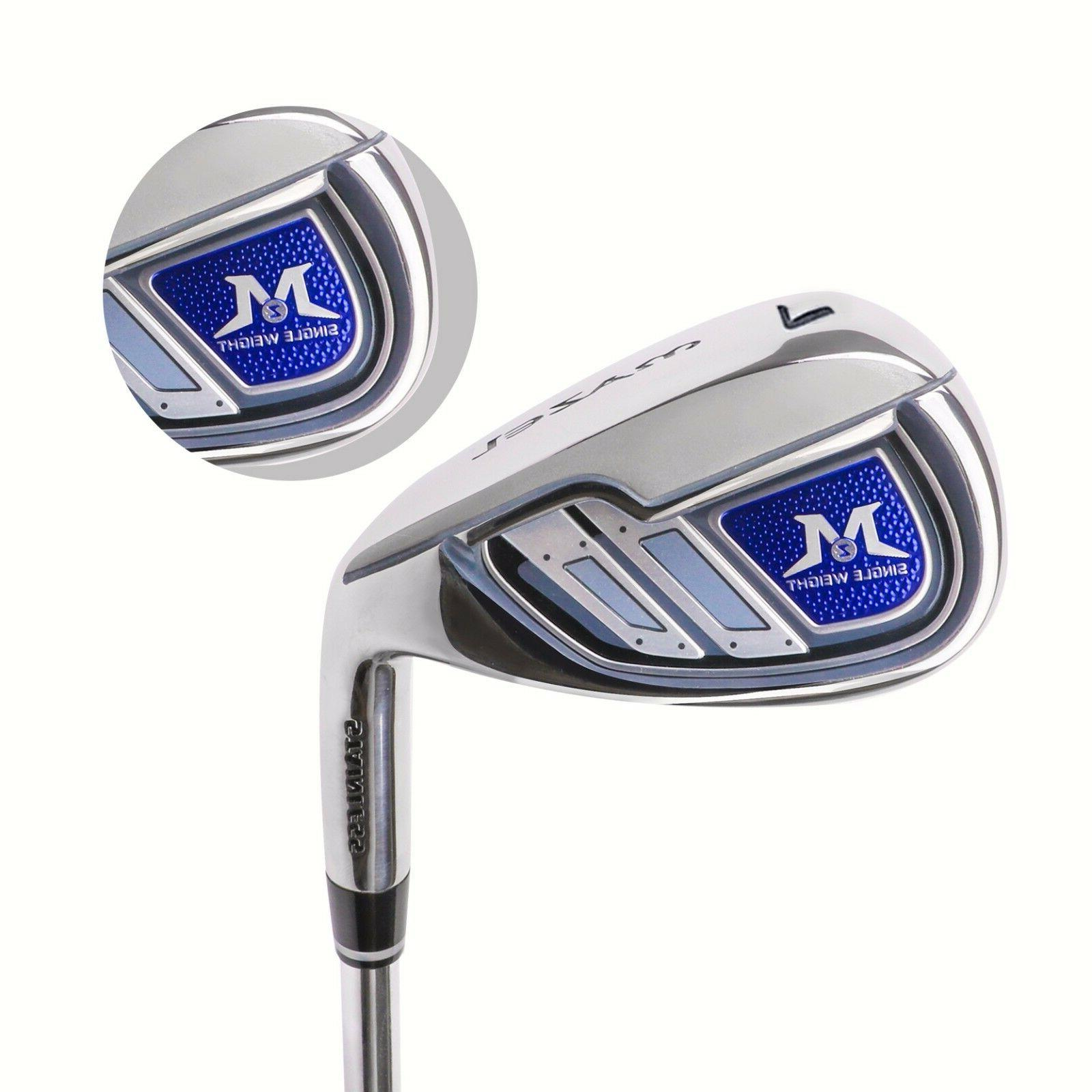 Mazel Iron Golf For Men Single 37.5''RH
